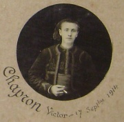 Victor Marie CHAPRON